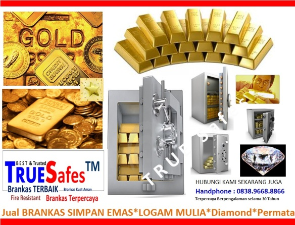 Brankas fire proof brankas fireproof brankas fire resistant emas uang bagus berat